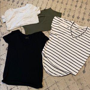 Express one eleven // shirt bundle